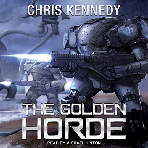 The Golden Horde audiobook cover art