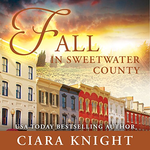 Fall in Sweetwater County audiobook cover art