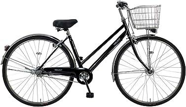 C.Dream(シードリーム) アビーロードS ARS73-H 27インチ自転車 シティサイクル ブラック BAA基準適合 3段変速 100%組立済み発送