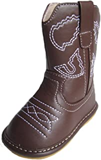 squeaky shoes cowboy boots