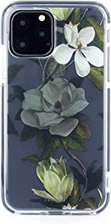 Ted Baker Fashion Branded Premium OPAL Anti-Shock Clear Case for iPhone 11 Pro
