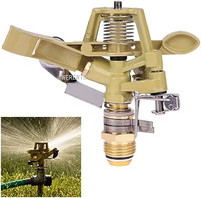 Amazon.com: GLOGLOW - Espray de riego de agua giratorio de ...