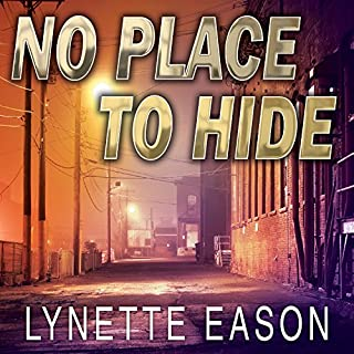 No Place to Hide     Hidden Identity, Book 3              Written by:                                                                                                                                 Lynette Eason                               Narrated by:                                                                                                                                 Allyson Ryan                      Length: 9 hrs and 5 mins     1 rating     Overall 4.0