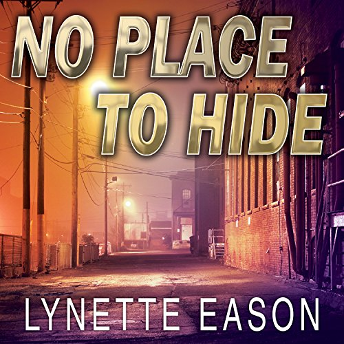 No Place to Hide audiobook cover art