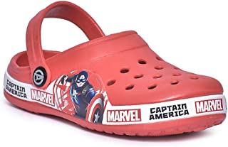 Marvel Boy's Avengers by Toothless Kids Boys Clogs