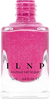 ILNP Party Hat - Deep Cerise Pink Holographic Nail Polish