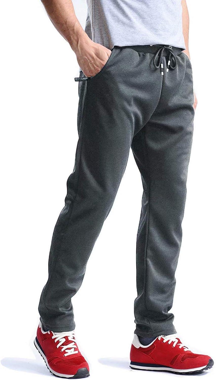 MAGCOMSEN OFFer Men's Joggers Wrinkle-Free Super Special SALE held Lightweight Sweatpants Draw