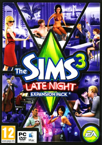 Die Sims 3: Late Night, Expansion Pack - [PC/Mac]