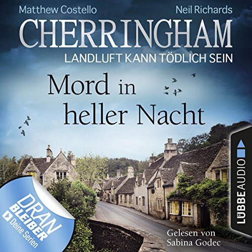 Mord in heller Nacht audiobook cover art