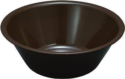 トンボ 湯おけ 2.9L 日本製 抗菌 ブラウン フロート 新輝合成