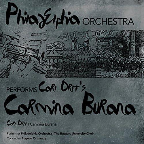 The Philadelphia Orchestra & The Rutgers University Choir