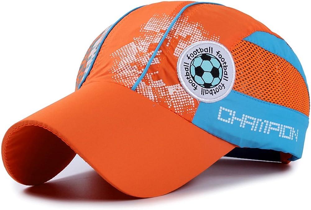 Home Prefer Kids Toddlers Lightweight Quick Dry Sun Hat UPF50+ Mesh Baseball Hat