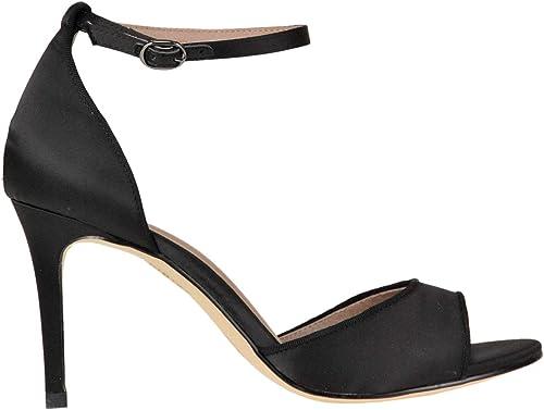 Bibi Lou Satin Sandals Woman
