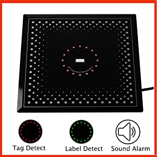 Super EAS Deactivator for RF8.2Mhz EAS Systems W/Sound and Light Alarm Security Tag Detector Label Tester Decoding Machine