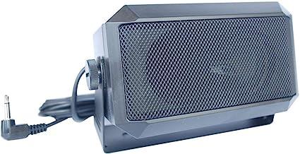 VECTORCOM TRD550 Rectangular 3.5mm Plug 5W External Speaker/CB Speaker for Ham Radio, CB..