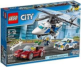 LEGO City Police High Speed Chase 60138, Imaginative Toys, 2017 Christmas Toys