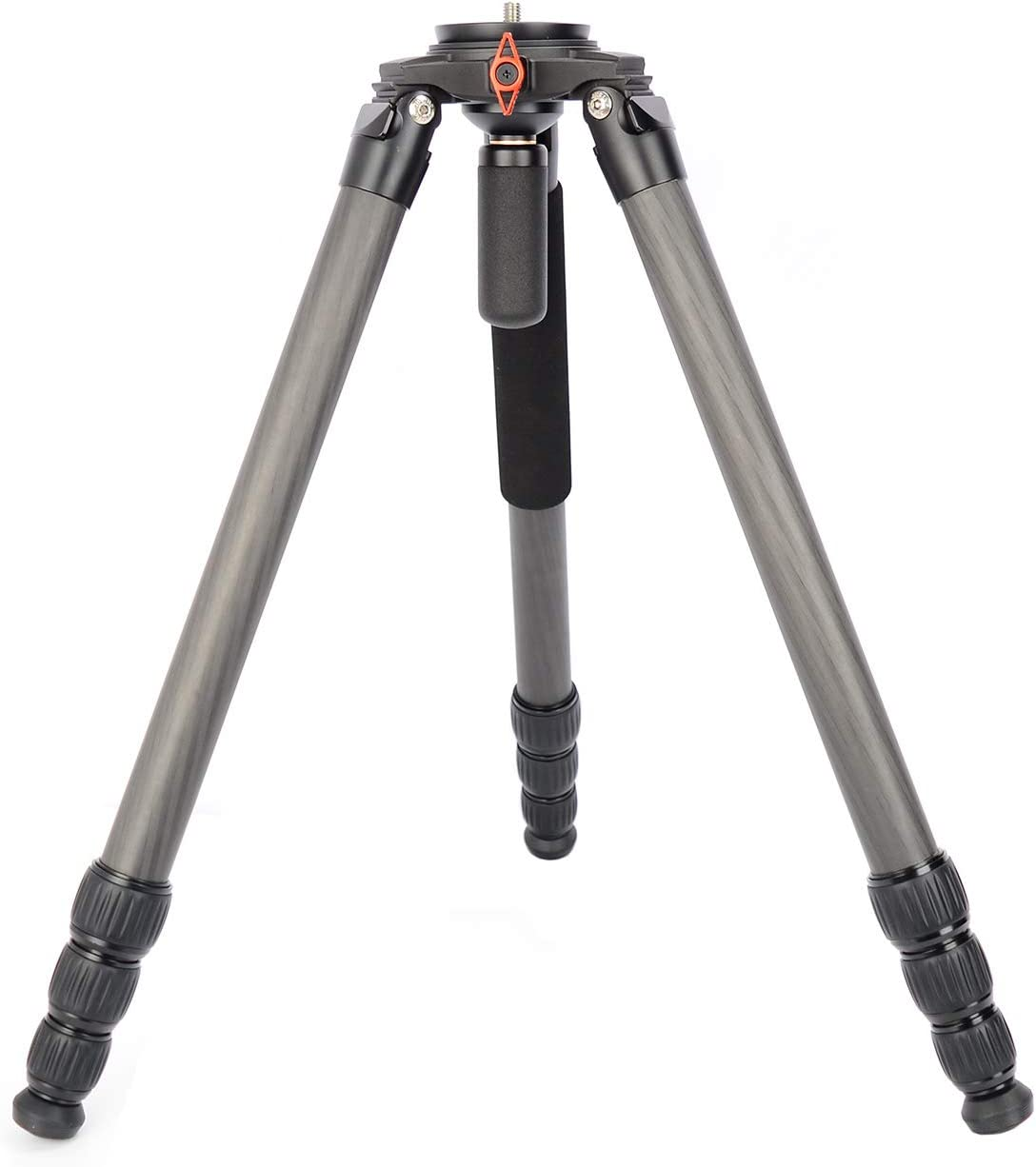 Koolehaoda New Generation Professional Portable Carbon Fiber Tripod Monopod /& Ball Head JUSIN Series AF-284C+FGS36