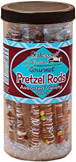 Shakespeare's Assorted Gourmet Chocolate Pretzel (Individually wrapped)