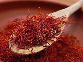 Saffron Seasoning Spices Kesar Seasoning Spanish Saffron Size of 1 Gram 10 Estimated Price : £ 20,99