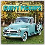 Classic Chevy Pickups - Klassische Chevrolet Pick-ups 2017 - 18-Monatskalender: Original BrownTrout-Kalender [Mehrsprachig] [Kalender] (Wall-Kalender)
