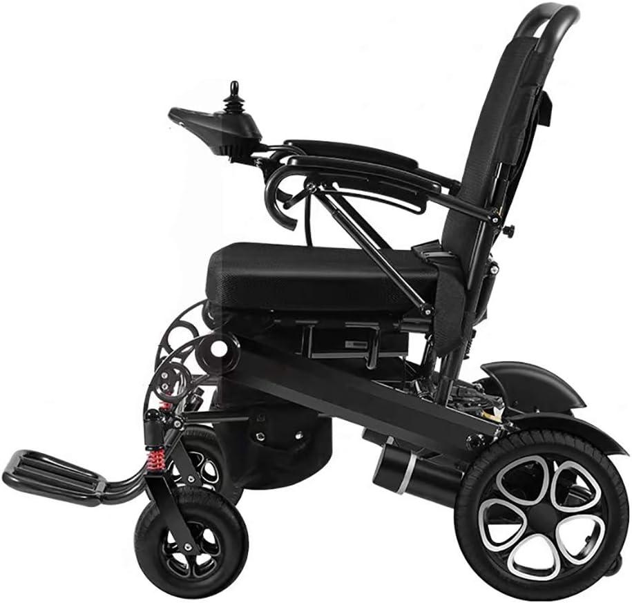 WYXR 2019 Folding Electric Max 44% OFF Wheelchair Portab Lightweight Powered Elegant