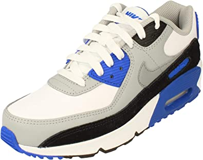 Nike Air Max 90 LTR GS Trainers CD6864 Sneakers Shoes (UK