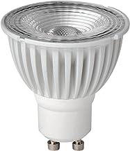 Megaman Dimmable LED Light Bulb, GU10, 7 Watt, 6500K Colour Temperature, Warm White