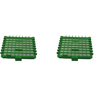 Green Label Kit de 2 Filtros HEPA para Aspiradoras Rowenta Silence ...