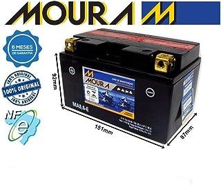 Bateria Moura Moto Ma8,6-E Cbr 600/ Cbr 1000/ R1 R6 Bmw