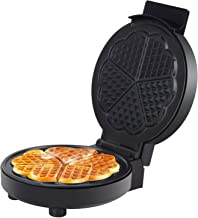 Waffle Maker Made In Germany 1000W teflon (ELTA) Non Stick plate & Adjustable Temperature Control