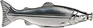 Mealivos Fish Shape Stainless Steel Hip Flask