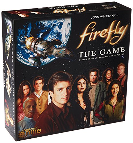 Gale Force Nine GF9FIRE1 Kartenspiel Firefly: The Game