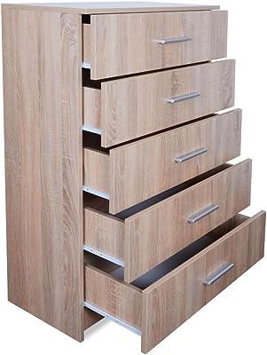 Cherry Tree Furniture Grey Paulownia Solid Wood Sideboard