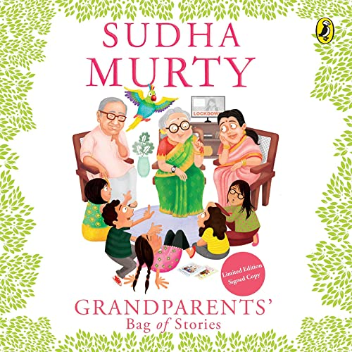 Grandparents' Bag of Stories Audiobook By Sudha Murty cover art