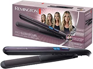 Remington Pro Sleek and Curl (Metalic Gray)