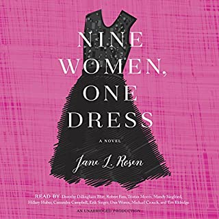 Nine Women, One Dress cover art