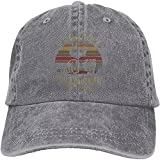 MWLSW Gorra béisbol clásica CEO077zizi 50th Anniversary 1969 Adult Cowboy Hat Gorra de béisbol Ajustable Athletic Awesome Hat Regalos Deportivos Aire Libre para Amantes Hip-Hop