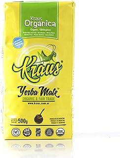 Yerba Mate Bio Mate Kraus Orgánica / con palo