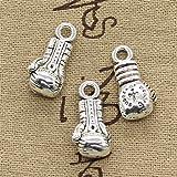 10pcs Charms Boxing Glove fist 22x11x7mm Antique Making Vintage Tibetan Silver Zinc Alloy Pendant