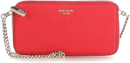 Kate Spade Margaux Ladies Small Hot Chili Leather Crossbody Bag PWRU7132611