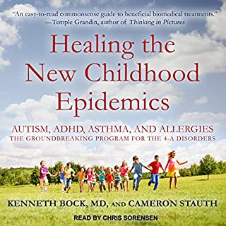 Healing the New Childhood Epidemics audiobook cover art
