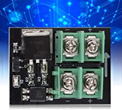 2.54Mm Pins 22A Switch Control Board, Convenient Switching Module, For Control Motor Speed Motor Light Brightness Industry