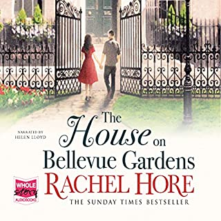 The House on Bellevue Gardens cover art