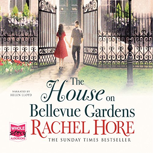The House on Bellevue Gardens audiobook cover art