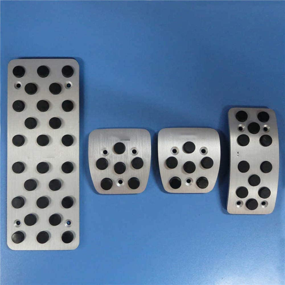 Special sale item SAXTZDS Alumium Overseas parallel import regular item Alloy Accelerator Pedal aut car Rest