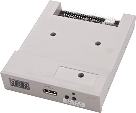"SUNWIN 3.5"" USB 720K Floppy Drive Emulator for Tajima Happy Barudan, Mitsubishi 200HA"