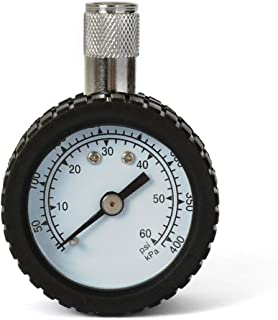 WYNNsky Mini Dial Tire Pressure Gauge, 0-60PSI