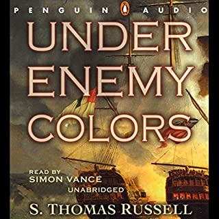 Under Enemy Colors audiobook cover art