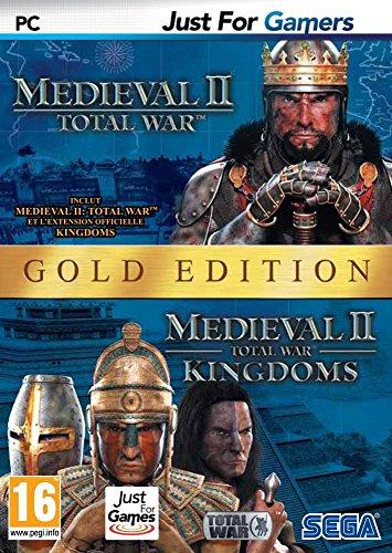 Total War : Medieval II - édition gold [Importación francesa]