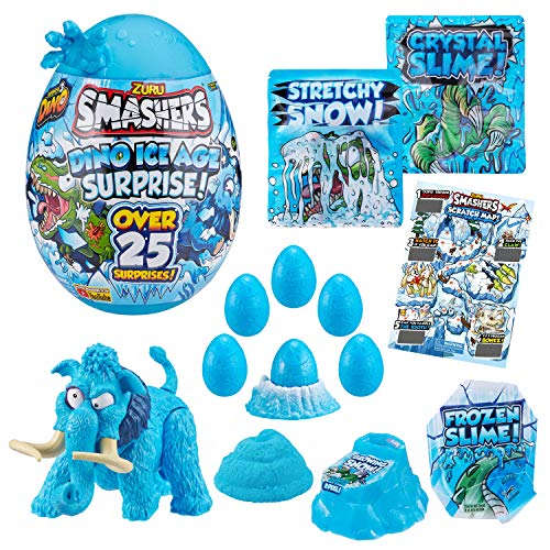 Smashers - Dino Ice Age Egg Surprise Series 4 - Mammoth